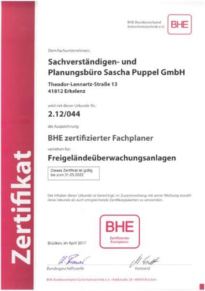 thumbnail of BHE-Fachplaner-Freilandueberwachungsanlagen
